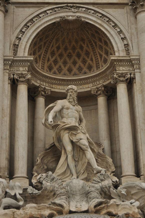 Fontana di Trevi, Rome, Trevi Fountain