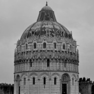 Baptistry of the Cathedral of Pisa