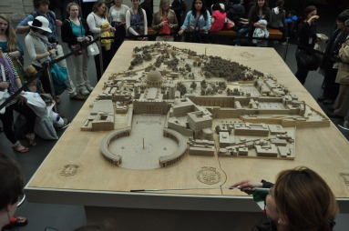 Model of the Vatican City