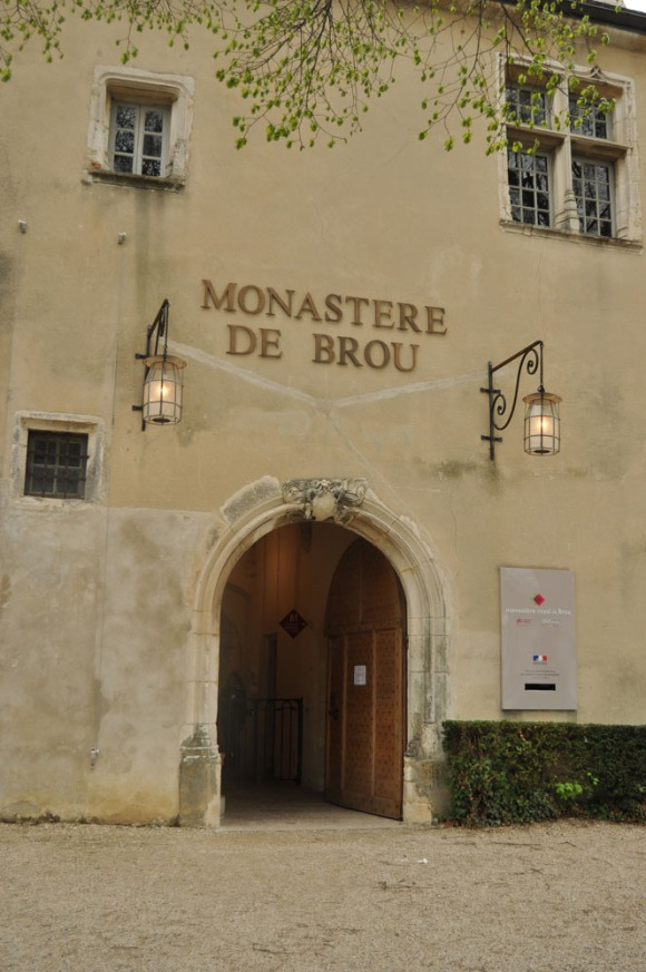 The Royal Monastery of Brou, France