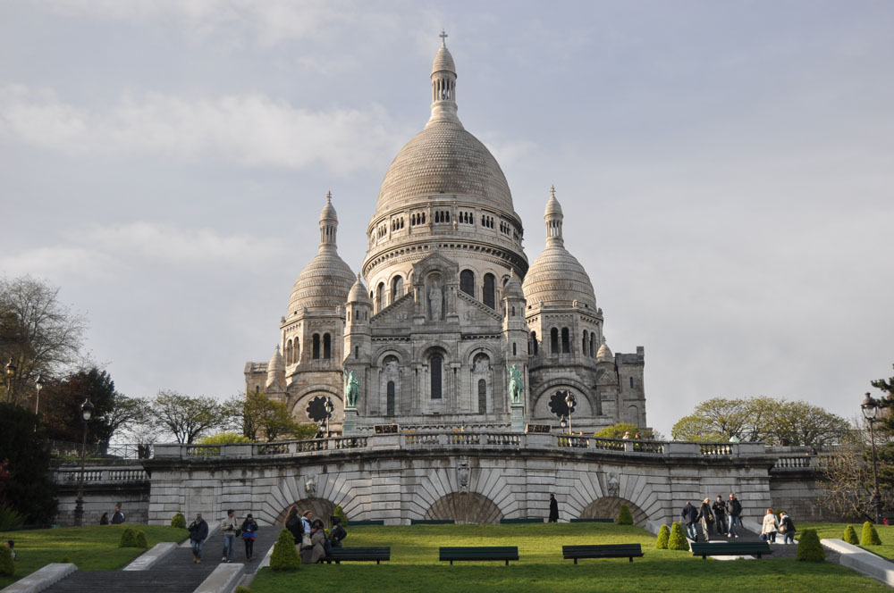 sacre couer paris - Paris Must See