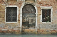 Another watery entryway in Venice