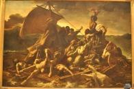 The Raft of the Medusa (1819), Théodore Géricault