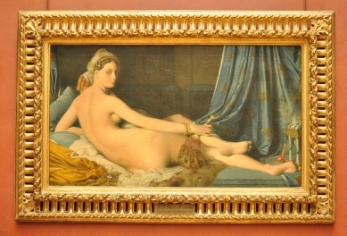 La Grande Odalisque (1814), Jean Auguste Dominique Ingres