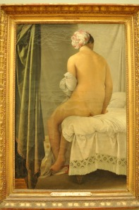 The Valpinçon Bather (1806), Jean-Auguste-Dominique Ingres