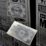 Art - A ticket to Hogwarts