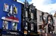 Shop fronts in Camden town