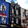 Shop fronts in Camden town