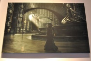 Concept art - the Ministry of Magic interior