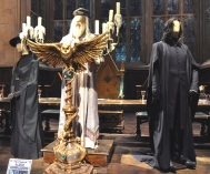 Costumes - Minerva McGonnagal, Albus Dumbledore and Severus Snape