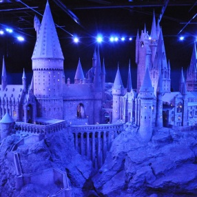 Hogwarts model - 1