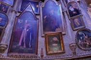 Portraits - previous headmasters of Hogwarts