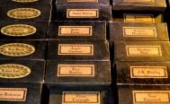 Props - wand boxes in Ollivander's shops - JK Rowling, Emma Watson
