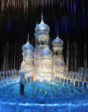Props - Yule ball decorations
