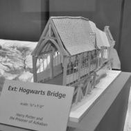 Scale models - Hogwarts bridge