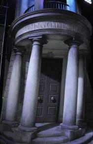 Set detail - Gringotts bank in Diagon alley