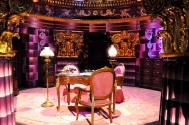 Sets - that hateful woman's office at the Ministry of Magic