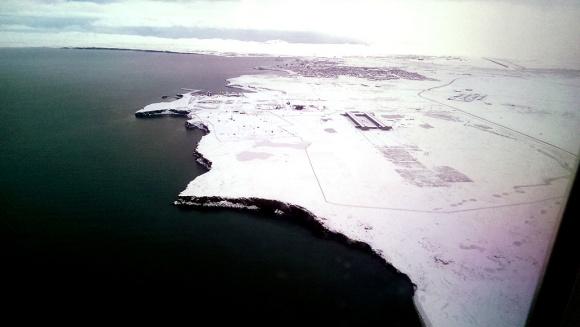 Edge of Iceland